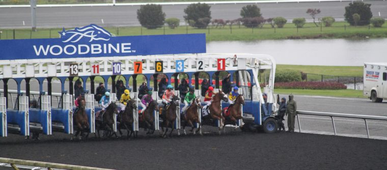 Woodbine stages two Grade 1 races on Sunday evening