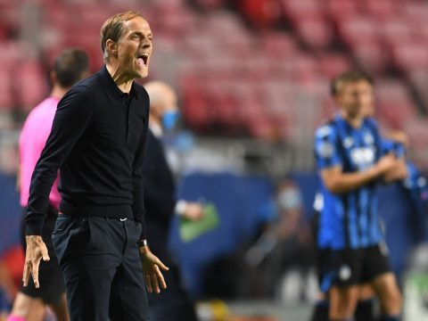 Chelsea boss Thomas Tuchel