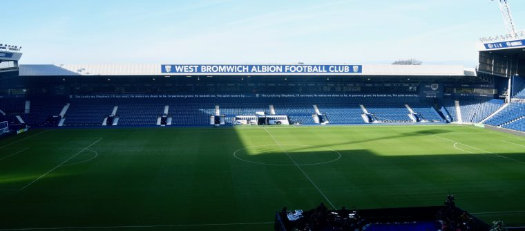 West Brom's The Hawthorns